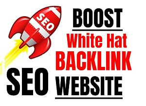 I will provide white hat SEO for adult Website Backlinks