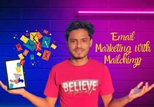 I will Be your email marketing manager on Mailchimp for 2 days