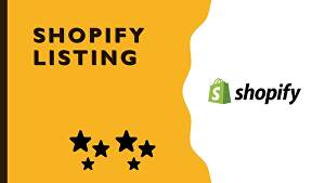 I will do shopify or wordpress product listing