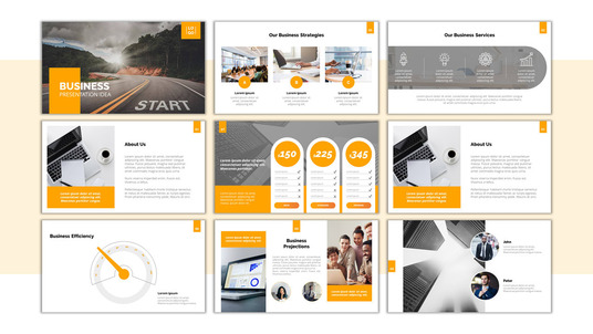 design pitch deck and powerpoint presentation