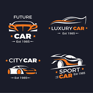 I will create amazing racing, motocross, car sport vector logo with high quality