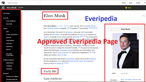 I will Create Everipedia Wiki Page for person and Business