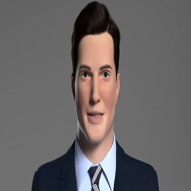 create custom 2d3d character modelling of both cartoon and realistic character