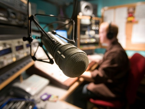 do an in-depth interview with you on my radio show