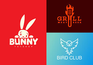 I will design professional and modern minimalist logo design