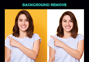 I will remove Background of 20 images