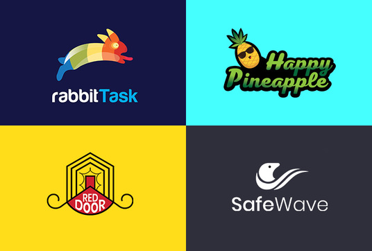 design a professional modern logo for your business