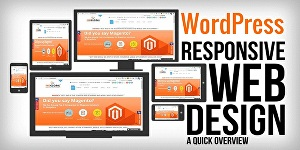 I will design and develop a clean and modern wordpress website
