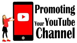I will do organic youtube channel promotion