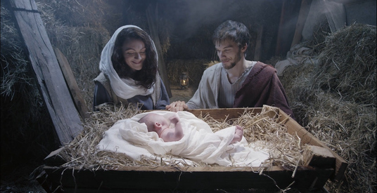 create unique heart touching christmas video