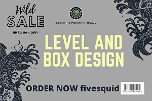 I will Design Products label