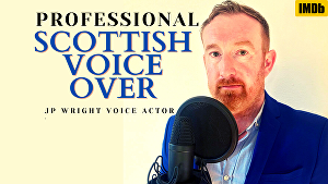 I will provide 75 words in a brilliant HQ Scottish voice over