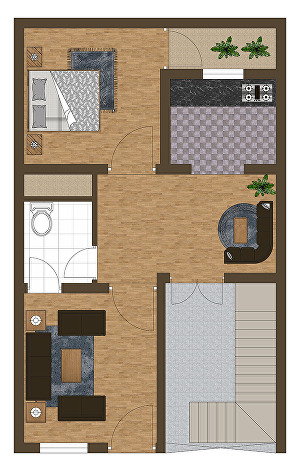 I will Do floor plan, 3D floor plan