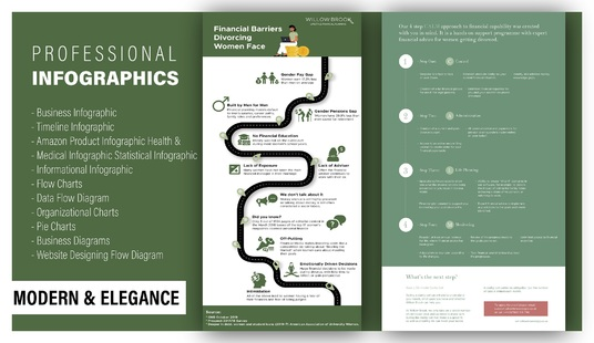 do an amazing professional infographic