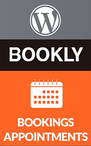 I will setup bookly wordpress appointment booking plugin