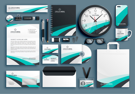 design stationery for your business