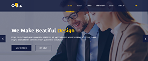 I will make your beautiful web design