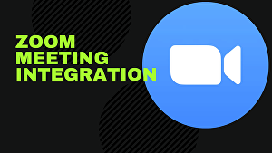 I will integrate zoom meeting to your php website