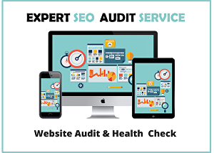 I will do SEO Audit, Ranking Keywords Audit, Keywords Research, Competitor analysis, Domain Stren
