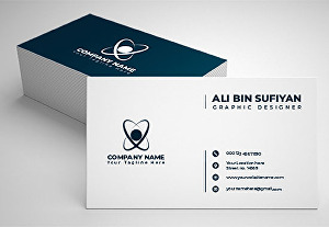 I will design a professional and unique business card