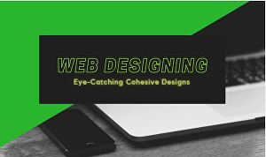 I will do web design and frontend development