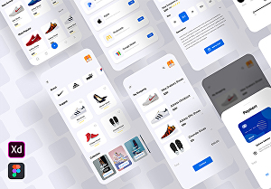 I will do mobile app design in iOS or Android