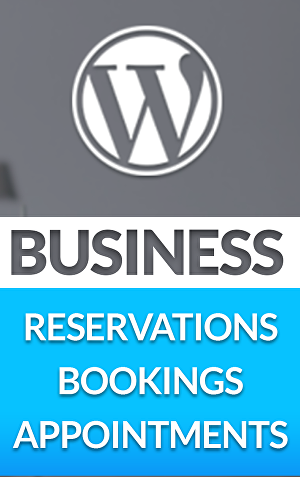 I will setup reservation, booking & appointment system on your website
