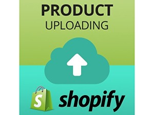 I will upload 50 Products to Your Shopify Store