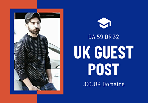 I will write and publish UK Guest Post on my HQ Magazine