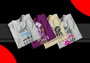 I will create awesome trendy T shirt