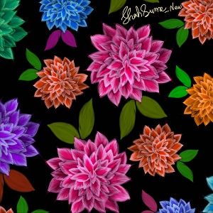 I will Create surface pattern design