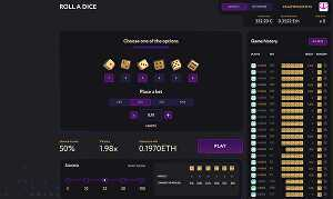 I will build crypto game, blockchain game website with full features and functionality
