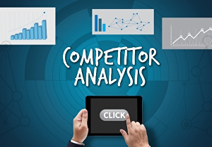 I will Do Best Competitor Analysis