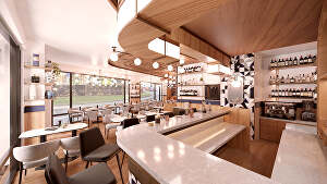 I will design a professional architect design for your office or home