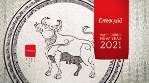 I will create OUTSTANDING Chinese New Year 2021 the Year of OX Video