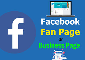 I will create, fix or optimize Facebook Business Page or Fan Page
