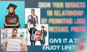 I will help you to advertise any business in a unique way