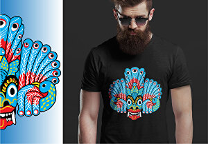 I will create an outstanding  tshirt design for you