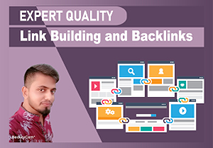 I will do 50 Link Building and Backlinks for your website in the UK
