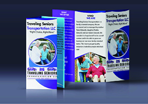 I will design print ready brochure flyer