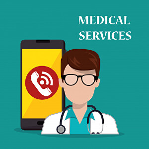 I will develop  a full functioning medical doctor app professionally
