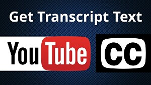 I will provide accurate youtube video transcription