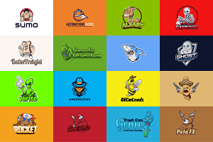 I will Design Cartoon Logo For your Business