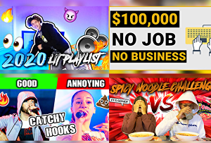 I will do the best youtube thumbnails for you