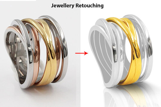 do High-End Photo Retouching, Beauty Retouching, Jewelry Retouching  and Color Correction