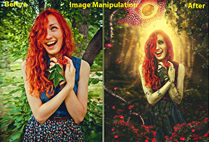 I will do High-End Photo Manipulation and High-Quality Photoshop Editing Services