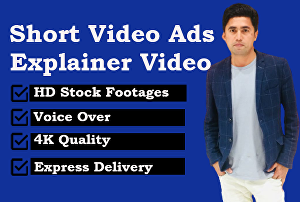 I will create product commercial marketing style sales video
