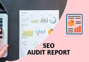 I will Provide detailed SEO audit report