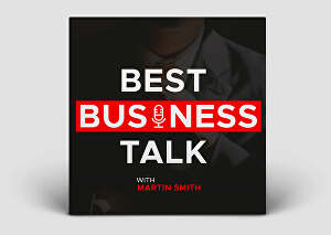 I will design attractive podcast for your business