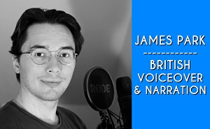 I will record a friendly british voiceover up to 75 words